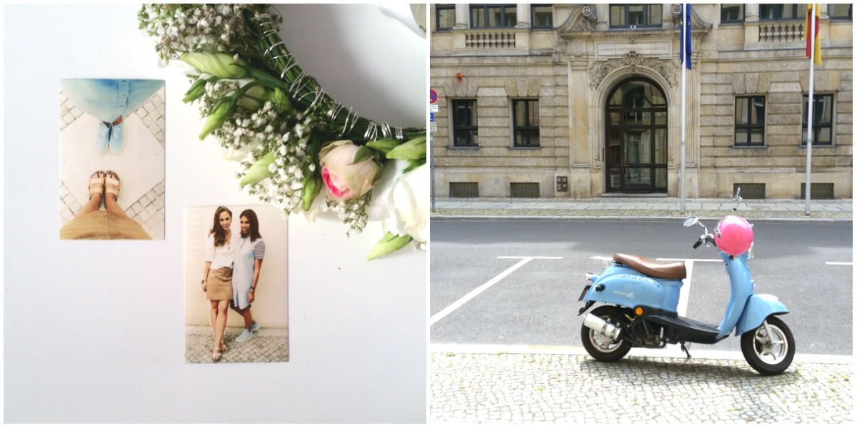 Berlin Fashionweek, Hashmag Bloggerlounge, Minimoto Roller, Berlin