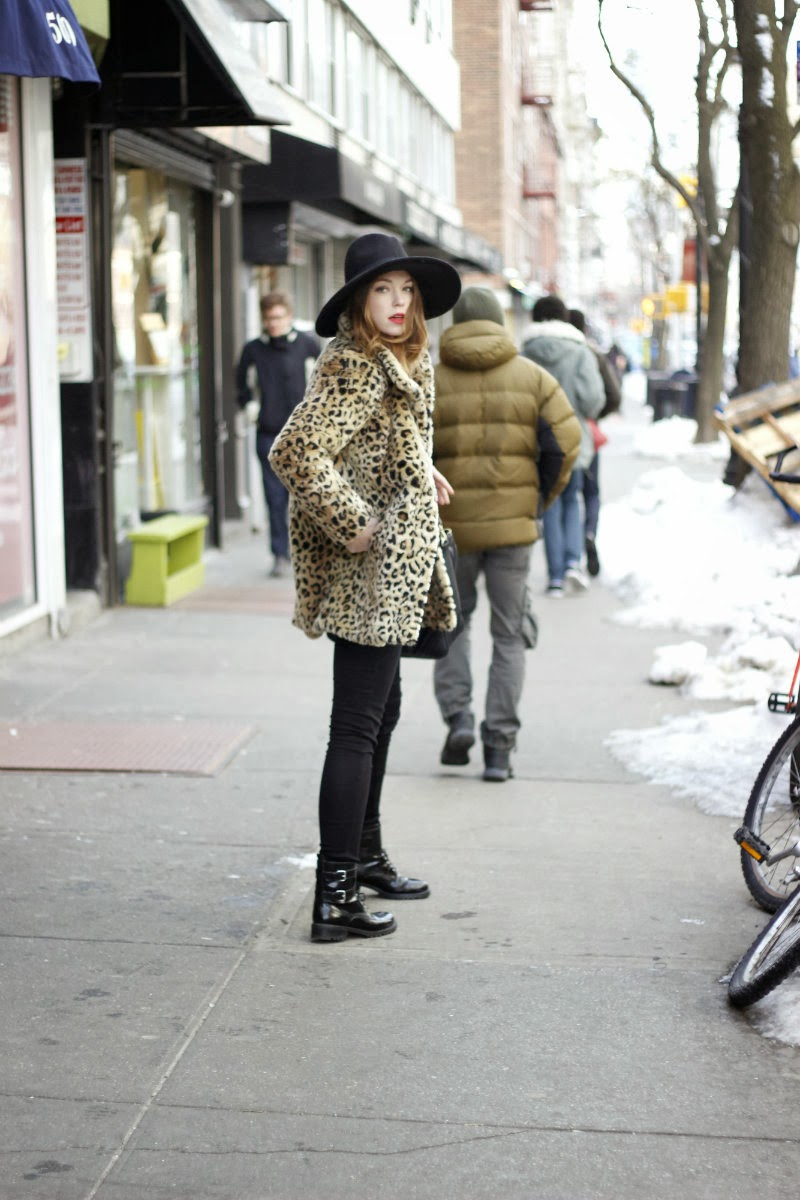 New York Fashion Week Streetstyle