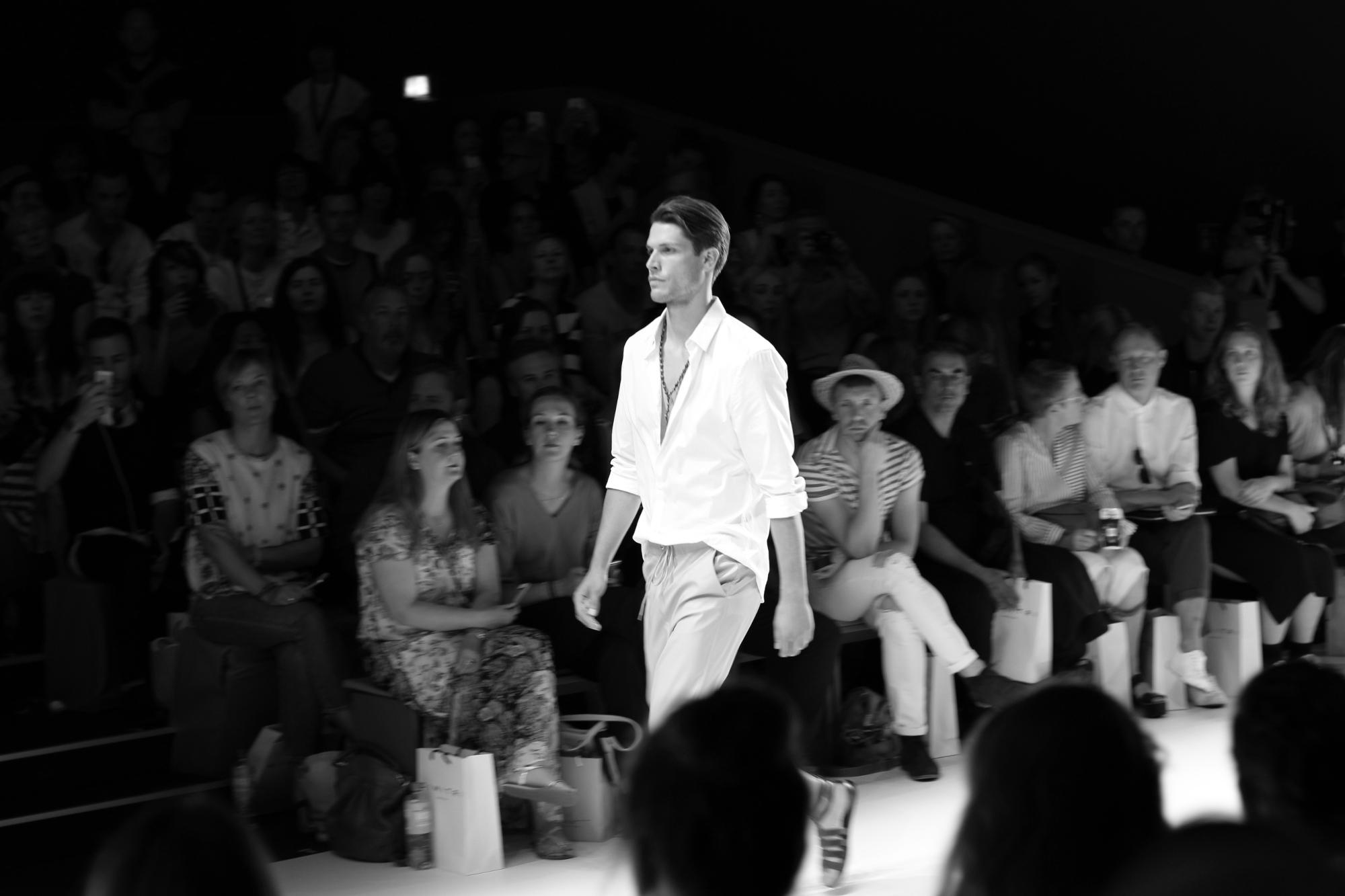 Fashionweek Berlin 2016 Dimitri