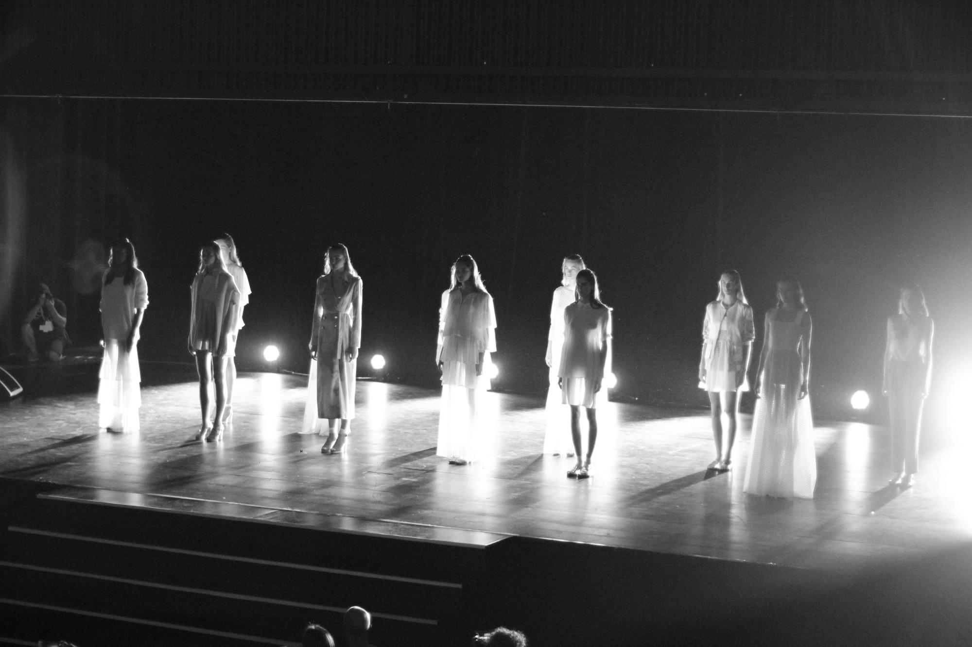 Fashionweek Berlin 2016 Marcel Ostertag